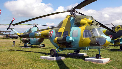 085 - Poland - Air Force Mil Mi-2