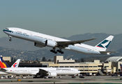 B-KQU - Cathay Pacific Boeing 777-300ER aircraft