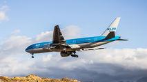 PH-BQM - KLM Asia Boeing 777-200ER aircraft
