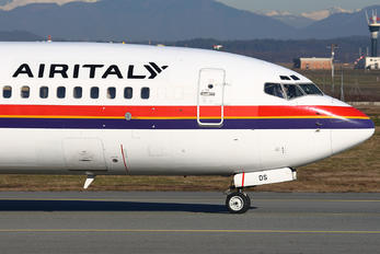 EI-FDS - Air Italy Boeing 737-800