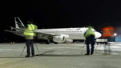 SP-AEK - Windavia Airbus A320
