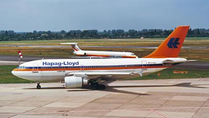 D-AHLV - Hapag-Lloyd Airbus A310