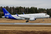 SE-ROU - SAS - Scandinavian Airlines Airbus A320 NEO aircraft