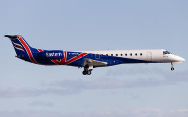 F-HFCN - Eastern Airways Embraer EMB-145 MP/ASW