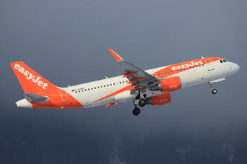G-EZWH - easyJet Airbus A320