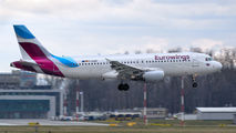 D-ABZL - Eurowings Airbus A320 aircraft