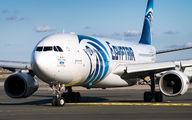 SU-GDU - Egyptair Airbus A330-300 aircraft