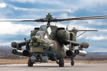 70 RED - Russia - Air Force Mil Mi-28