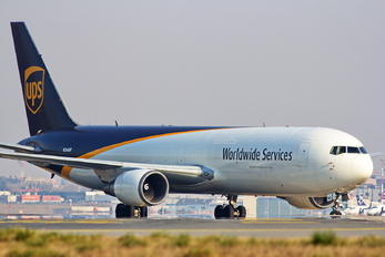 N364UP - UPS - United Parcel Service Boeing 767-300F
