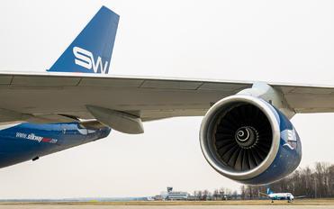 4K-SW008 - Silk Way Airlines Boeing 747-400F, ERF