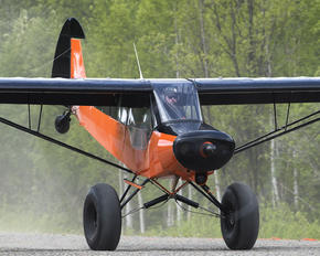 N89ZW - Private Piper PA-18 Super Cub