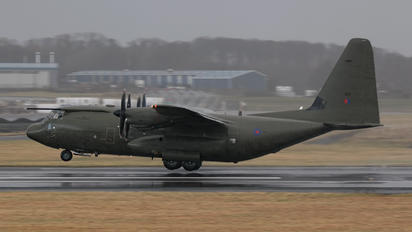 ZH882 - Royal Air Force Lockheed Hercules C.5