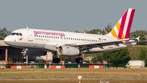 D-AGWC - Germanwings Airbus A319 aircraft