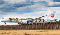 JA873J - JAL - Japan Airlines Boeing 787-9 Dreamliner aircraft