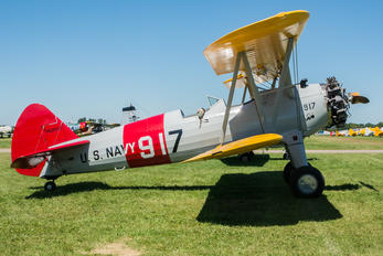 N62917 - Private Boeing Stearman, Kaydet (all models)