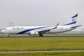 4X-EHC - El Al Israel Airlines Boeing 737-900ER