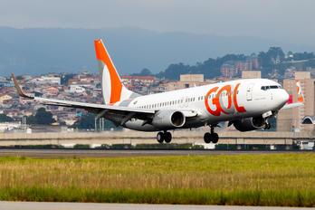 PR-GZG - GOL Transportes Aéreos  Boeing 737-86J