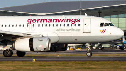 D-AGWG - Germanwings Airbus A319