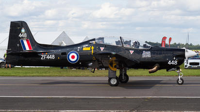 ZF448 - Royal Air Force Short 312 Tucano T.1