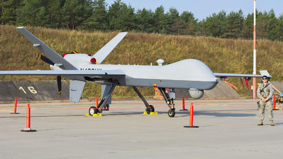 N428HK - USA - Air Force General Atomics Aeronautical Systems MQ-9A Reaper