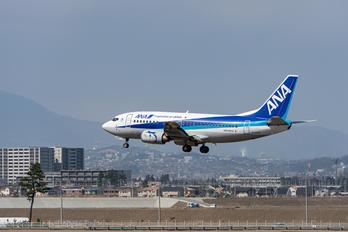 JA307K - ANA - All Nippon Airways Boeing 737-500