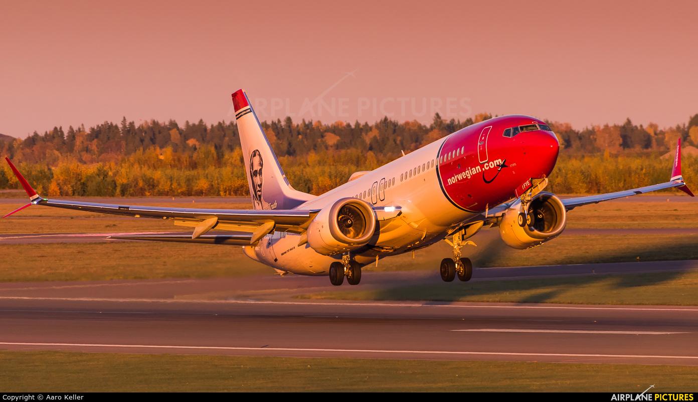 Norwegian Air Shuttle Aktie