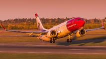 EI-FYE - Norwegian Air Shuttle Boeing 737-8 MAX aircraft