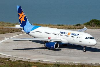 4X-ABG - Israir Airlines Airbus A320