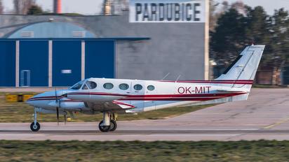 OK-MIT - Private Cessna 340