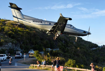 N590TW - Tradewind Pilatus PC-12