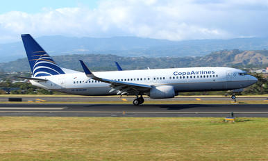 HP-1838CMP - Copa Airlines Boeing 737-800