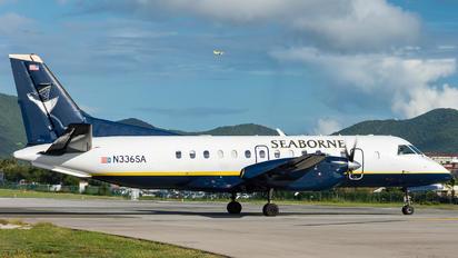 N336SA - Seaborne Airlines SAAB 340