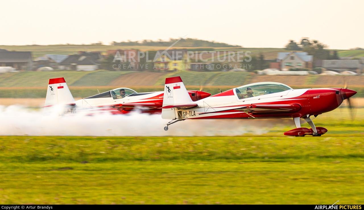 Private SP-TLA aircraft at Kraków - Pobiednik Wielki
