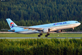 HL7540 - Korean Air Airbus A330-300