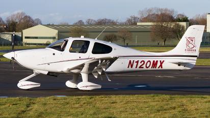 N120MX - Private Cirrus SR20