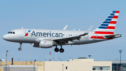 N3014R - American Airlines Airbus A319