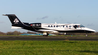 OE-GLY - Avcon Jet Learjet 60