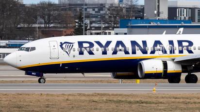 SP-RKD - Ryanair Sun Boeing 737-8AS
