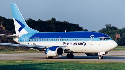 ES-ABC - Estonian Air Boeing 737-500