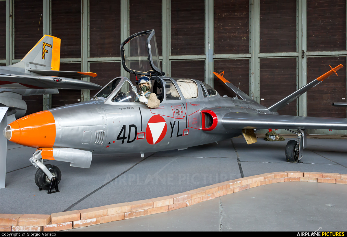 Austria - Air Force 4D-YL aircraft at Zeltweg