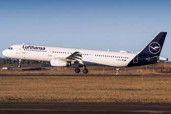 D-AIDH - Lufthansa Airbus A321