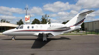 N43BH - Private Cessna 525A Citation CJ2
