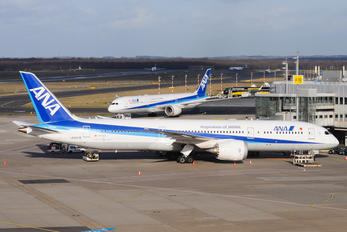 JA837A - ANA - All Nippon Airways Boeing 787-9 Dreamliner
