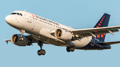 OO-SSG - Brussels Airlines Airbus A319
