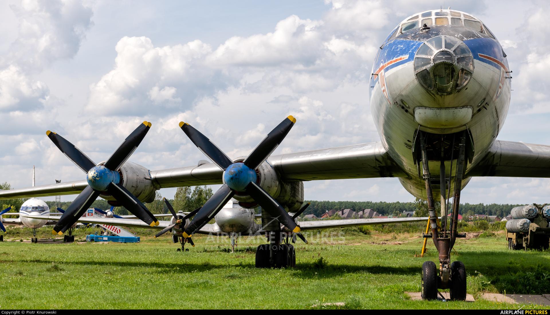 Aeroflot CCCP-L5611 aircraft at Monino