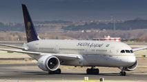 HZ-AR11 - Saudi Arabian Airlines Boeing 787-9 Dreamliner aircraft
