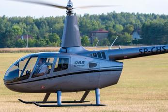 SP-CHS - Private Robinson R66