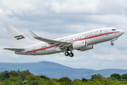 A6-HRS - United Arab Emirates - Government Boeing 737-700 BBJ aircraft