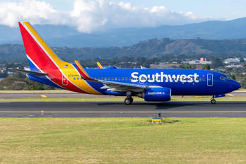 N720WN - Southwest Airlines Boeing 737-700