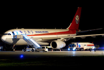 B-8468 - Sichuan Airlines  Airbus A330-200